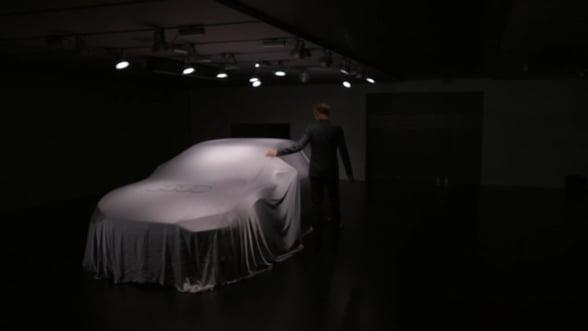 Audi A9. Descopera primele detalii-teaser (Video)