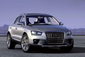 Audi Q3 a fost confirmat pentru 2011