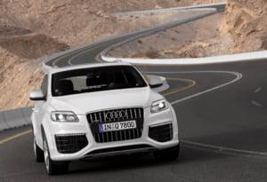 Audi Q7 V12 TDI: specificatii finale