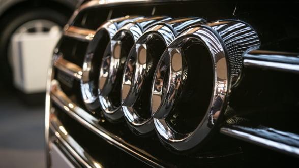 Audi a fost amendata cu 800 de milioane de euro pentru manipularea emisiilor