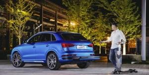 Audi a gasit o solutie iesita din comun pentru traficul de cosmar