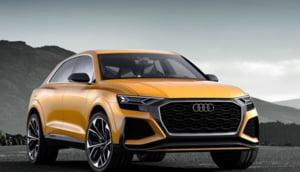 Audi pregateste inca trei SUV-uri: Urmeaza Q4, Q6 si Q8