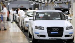 Audi va disponibiliza 20% din angaja?ii diviziei din Ungaria