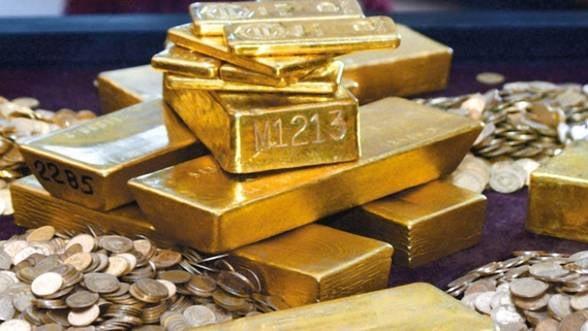 Aurul, din nou vedeta pe bursa: Cea mai buna evolutie din ultimele sase luni