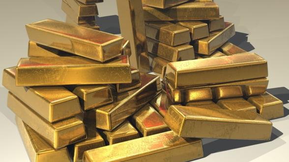 Aurul a ajuns la cel mai ridicat nivel din ultimii sapte ani, ca urmare a tensiunilor SUA-Iran