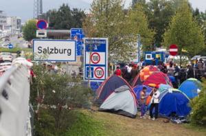 Austria le cere tarilor UE sa-si trimita armatele la granite, pentru a opri imigratia clandestina