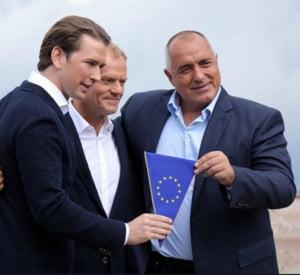 Austria preia presedintia semestriala a UE: Migratia fara concesii, tema principala a tanarului cancelar Sebastian Kurz