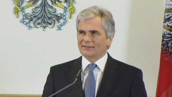 Austria sfideaza presiunile UE de a renunta la reglementarile privind secretul bancar