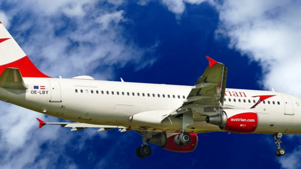 Austrian Airlines ar putea face concedieri pentru a-si reduce costurile cu 100 de milioane de euro