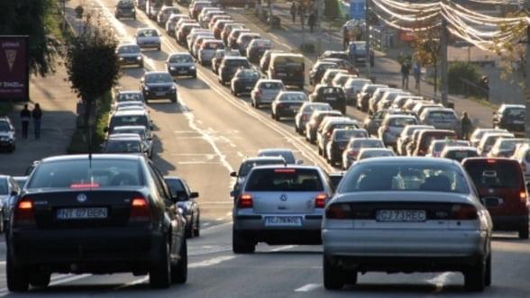 Auto.ro: Peste jumatate din autoturismele inmatriculate in 2013 au peste 10 ani vechime