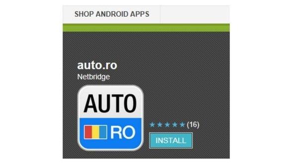 Auto.ro, cea mai buna aplicatie pentru soferi, e si pe Android