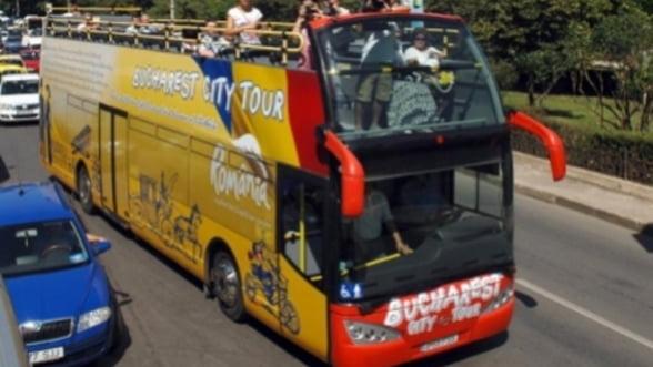 Autobuzele turistice din Bucuresti vor circula si in 2012