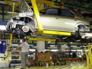 Automobile Dacia a avut anul trecut un profit de 230,28 milioane lei