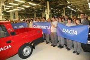 Automobilele Dacia vor dispune si de motor de un litru si cutie de viteze automata