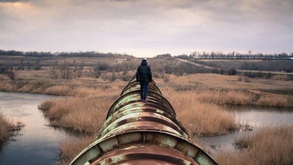 Autoritatile recunosc: Suntem in continuare dependenti 100% de importul de gaze din Rusia