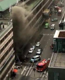 Autorul atacului de la Stockholm spune ca a urmat ordinele Statului Islamic