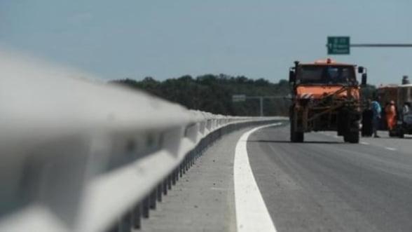 Autostrada Deva-Orastie este gata de inaugurare