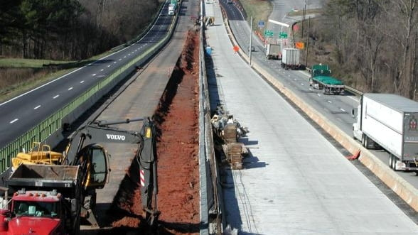 Autostrada Lugoj-Deva, construita de firmele lui Umbrarescu si ale lui Barna