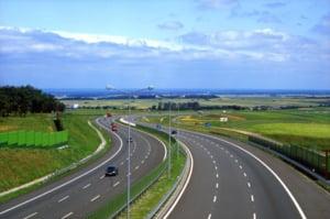 Autostrada Transilvania mai inghite inca 450 milioane de euro in 2009