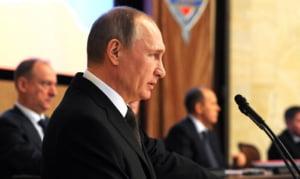 Avem scut la Deveselu: Putin ameninta si vorbeste despre o cursa a inarmarii