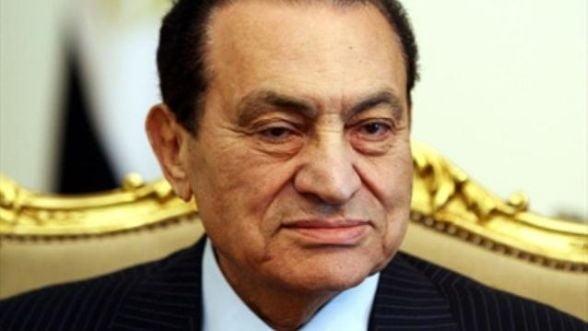 Averea familiei fostului presedinte egiptean Mubarak, evaluata la 1,2 miliarde de dolari