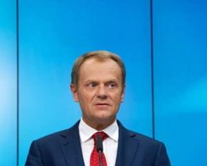 """Avertismentul sefului Consiliului European in criza imigrantilor: """"Exodul"""" va dura ani de zile"""
