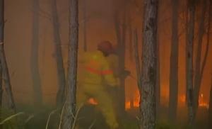 Avertizari de calatorie pentru Grecia si Portugalia: Risc de incendii si temperaturi ridicate