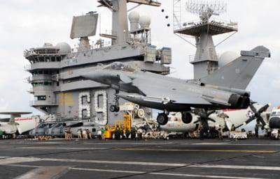 Aviatia franceza revine la viata: Am comandat deja bombe, acum avem nevoie de mecanici!