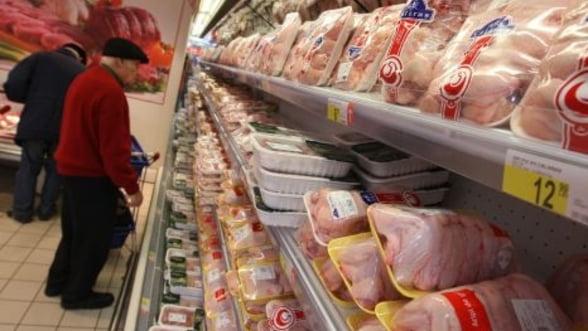 Avicola Calarasi, firma care incearca sa supravietuiasca vanzand carne stricata