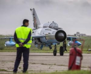 Avioanele britanice au interceptat un avion al Rusiei in spatiul aerian romanesc
