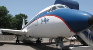 Avioanele lui Elvis Presley, scoase la vanzare