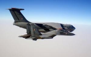 Avion militar rus in spatiul aerian al Turciei: Explicatia bizara a Moscovei