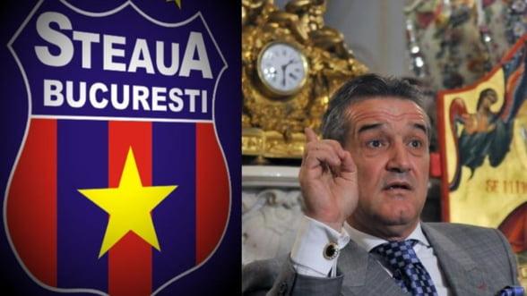 BANI DIN SPORT. FC Steaua Bucuresti- o afacere de succes, cu falimentul in valiza