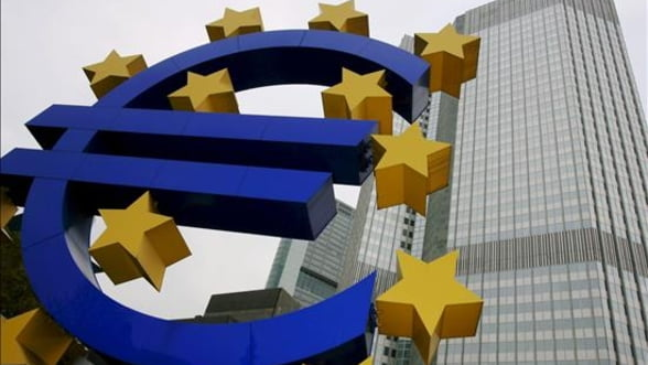BCE: Tensiunile financiare s-au atenuat in zona euro. Riscurile se mentin