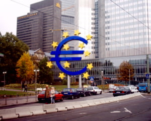 BCE a mentinut dobanda cheie la 1% - 04 Iunie 2009