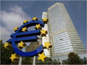 BCE aloca 310 miliarde euro in refinantari cu dobanda fixa