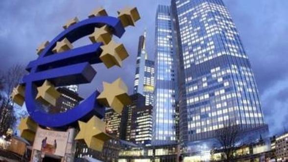 BCE mentine dobanda de politica monetara la 0,75%
