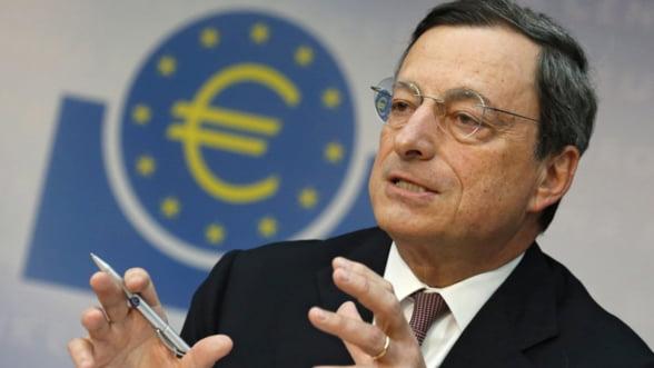 BCE pregateste masuri neconventionale impotriva riscului de deflatie