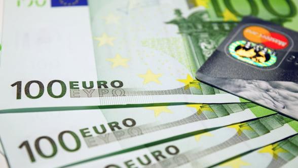 BCE pune in circulatie noile bancnote de 100 si 200 de euro