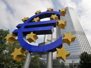 BCE va cobori dobanda cheie la un nivel minim record de 1%