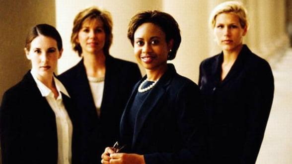 BCR: Numarul femeilor manager a crescut cu 12-15% in 5 ani