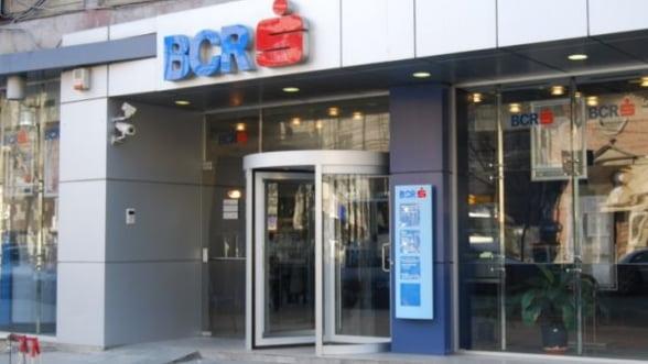 BCR a scazut provizioanele ca sa dea bine in bilant