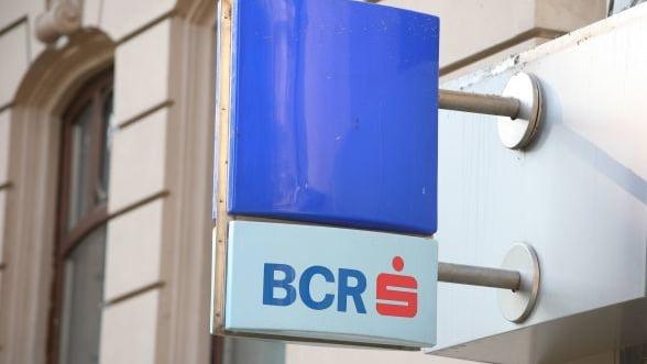 BCR inregistreaza profit semestrial, cu un castig de 126,8 milioane de euro