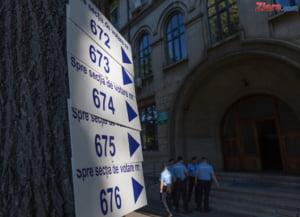BEC a anuntat noi rezultate oficiale partiale: USR-PLUS se afla la nici 2% de PSD