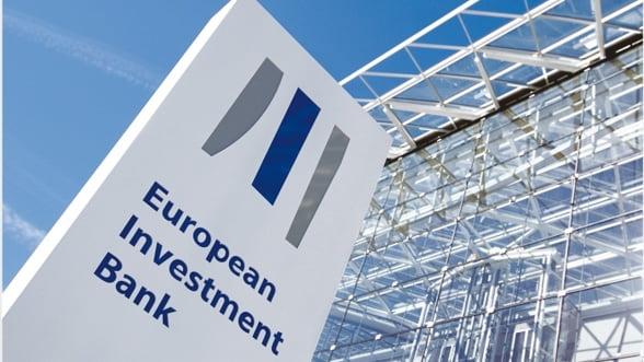 BEI a alocat Romaniei fonduri de peste 800 de milioane de euro in 2013
