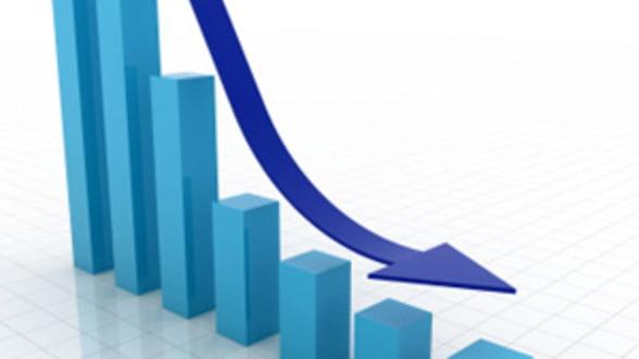 BERD a redus drastic prognoza de crestere economica a Romaniei