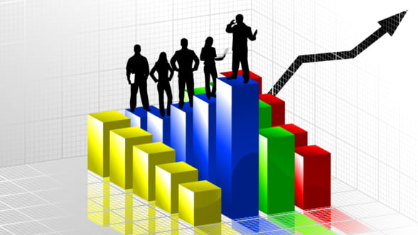 BERD anticipeaza pentru Romania o crestere economica de 2,2% din PIB in 2014
