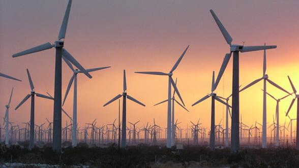 BERD ar putea finanta cu 46,6 mil. de euro constructia unui parc eolian in Dobrogea