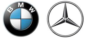BMW - Mercedes: Concurenti directi pe piata, parteneri egali in afaceri