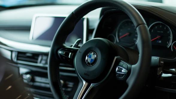 BMW, Daimler si Volkswagen au primit o amenda de 100 de milioane de euro in Germania